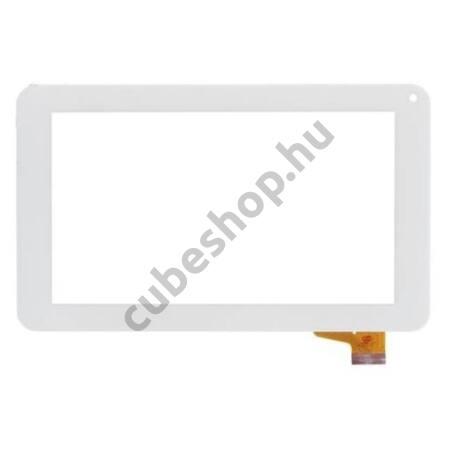 WayteQ Xtab 7Q GPS Tablethez érintő üveg, érintőpanel, érintőkijelző, érintőképernyő