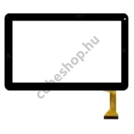 """Lark Evolution X4 10.1"""" Tablethez érintő üveg, érintőpanel, érintőkijelző, érintőképernyő"""
