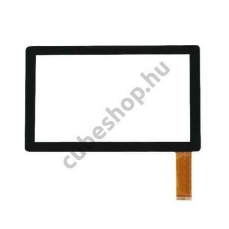 WayteQ Xtab S7 Tablethez érintő üveg, érintőpanel, érintőkijelző, érintőképernyő
