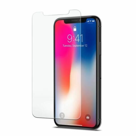 Iphone X, Xs, 11 Pro mobiltelefonhoz kijelzővédő üvegfólia 2db
