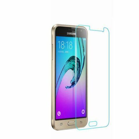 Samsung Galaxy J3 2016 mobiltelefonhoz kijelzővédő üvegfólia 2db
