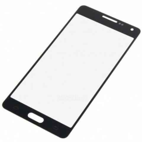 Samsung Galaxy A3 2016 mobiltelefonhoz fekete érintőüveg