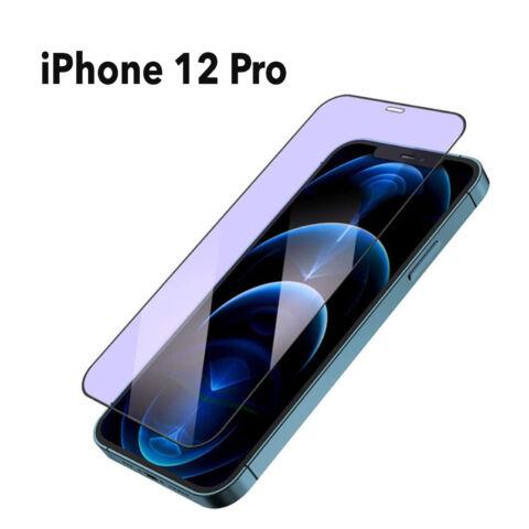 Apple iPhone 12 Pro kékfény szűrő kijelzővédő üvegfólia