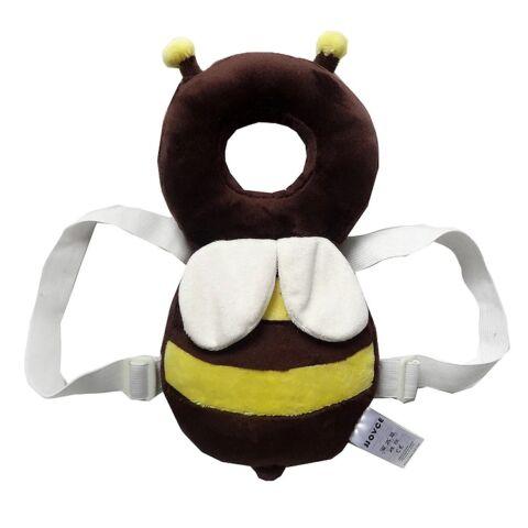 Baba fejvédő párna - Méhecske