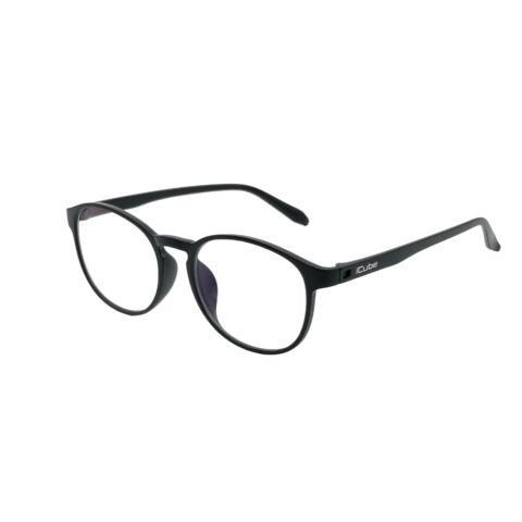 iCube Fride - Black - Kékfény szűrő Monitor szemüveg - Gamer szemüveg