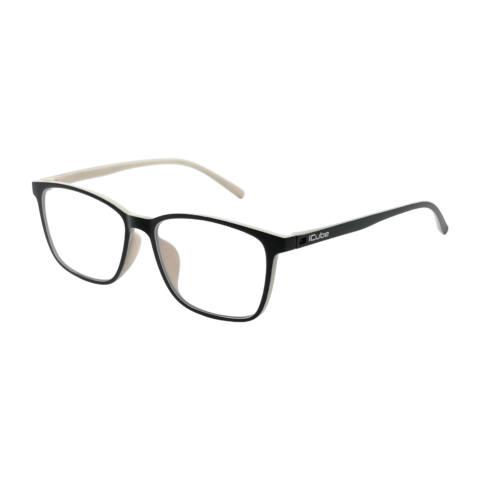 iCube Retron - Beige - Kékfény szűrő Monitor szemüveg - Gamer szemüveg