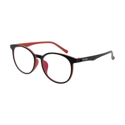 iCube Winet - Red - Kékfény szűrő Monitor szemüveg - Gamer szemüveg