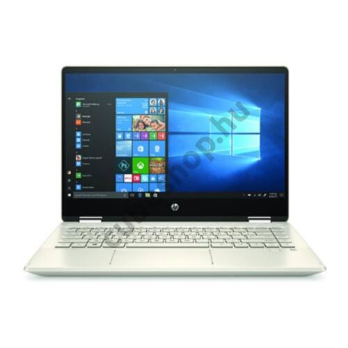 """HP Pavilion x360 14-dh1001nh, 14.0"""" FHD AG IPS, Core i3-10110U, 8GB, 256GB SSD, Win 10, Warm Gold"""
