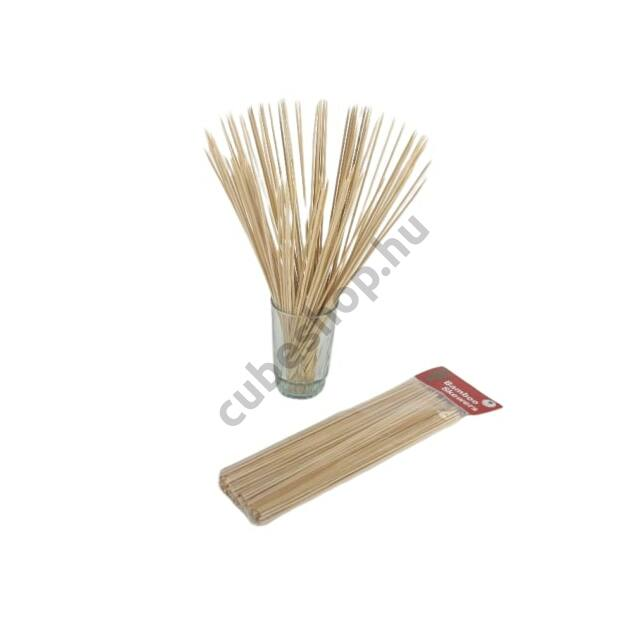 Saslikpálca 20 cm, bambusz