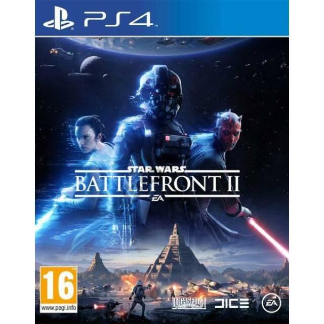 Star Wars Battlefront II 2 PS4 játék