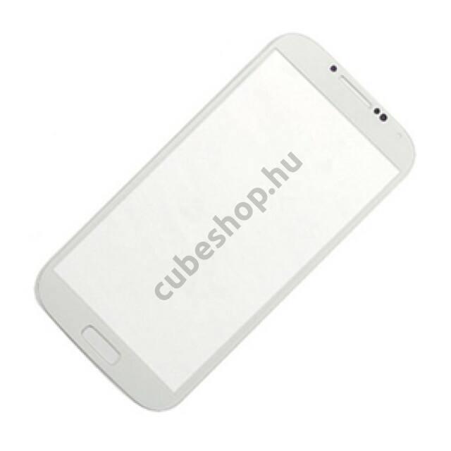 Samsung Galaxy S5 mini mobiltelefonhoz fehér érintőüveg