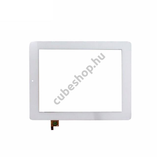 Prestigio PMP7280C fehér Tablethez érintőpanel