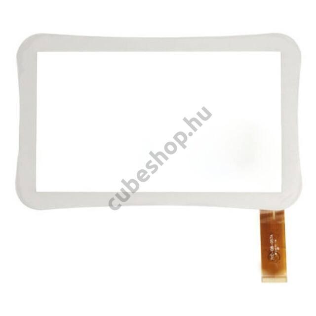 """TurboPad, MonsterPad, Blaupunkt 4Kids 7BPKD, 7"""" Tabletekhez érintőpanel"""
