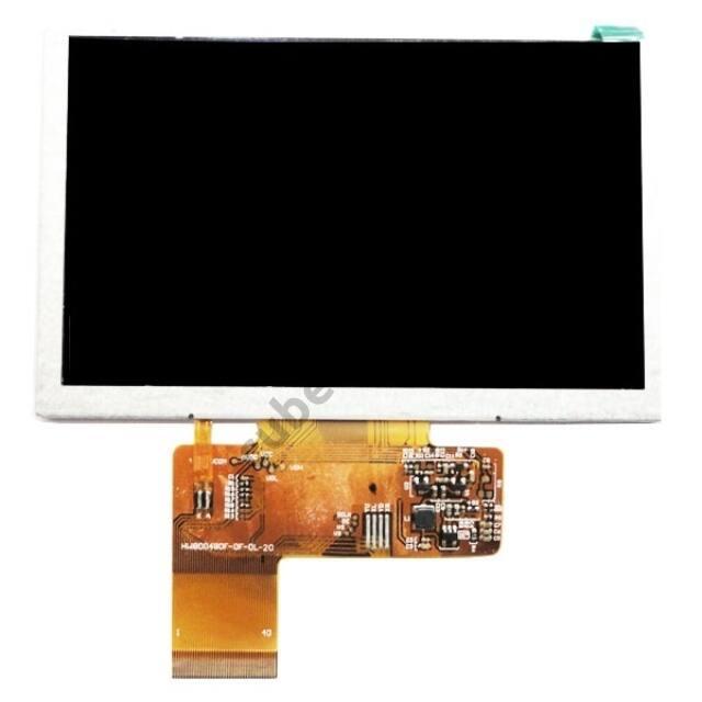"""5"""" HSD050IDW1-A20 HD GPS LCD kijelző (érintő nélkül)"""