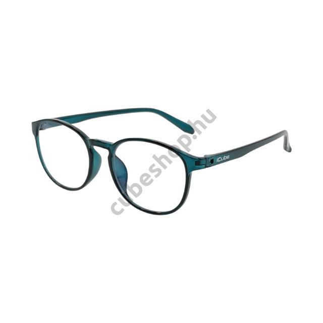 iCube Fride - Green - Kékfény szűrő Monitor szemüveg - Gamer szemüveg