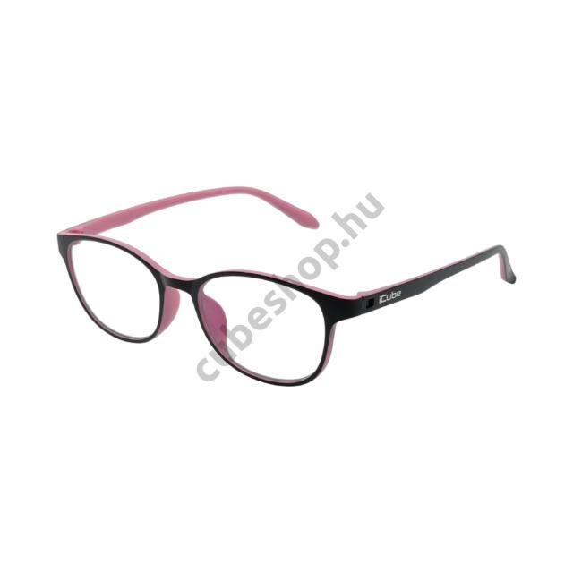 iCube Sters - Pink - Kékfény szűrő Monitor szemüveg - Gamer szemüveg