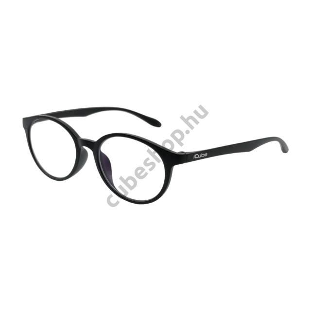 iCube Tinity - Black - Kékfény szűrő Monitor szemüveg - Gamer szemüveg