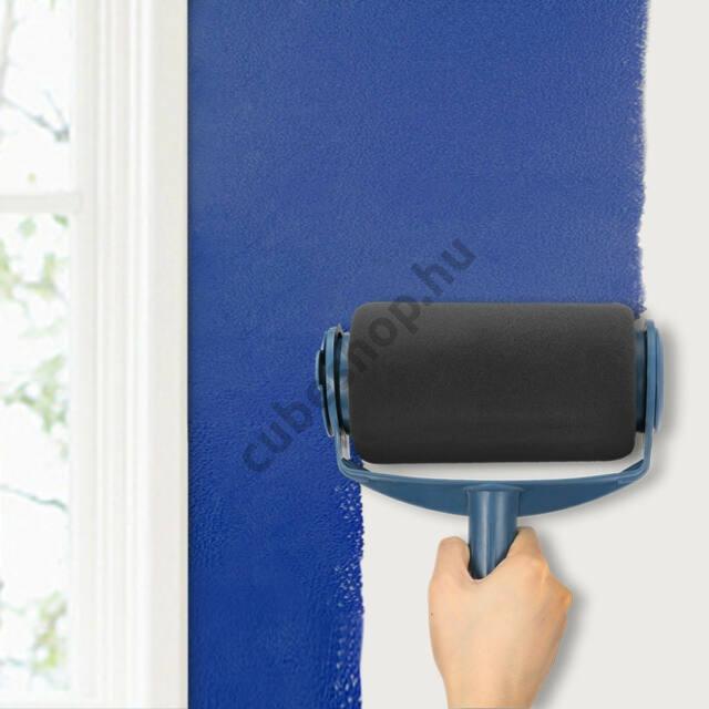 Csöpögésmentes festékadagolós festőhenger