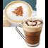 Kép 1/4 - 16 darabos Cappuccino díszítő sablon készletben